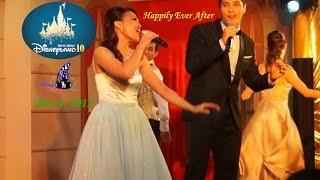 海港城 「Happily Ever After」聖誕大街 亮燈儀式 - 香港迪士尼樂園 十週年主題曲《Happily Ever After》
