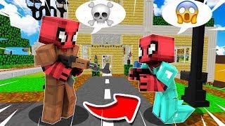 FAKİR ZENGİNİ ÖLDÜRECEK! 💀😱 - Minecraft Video