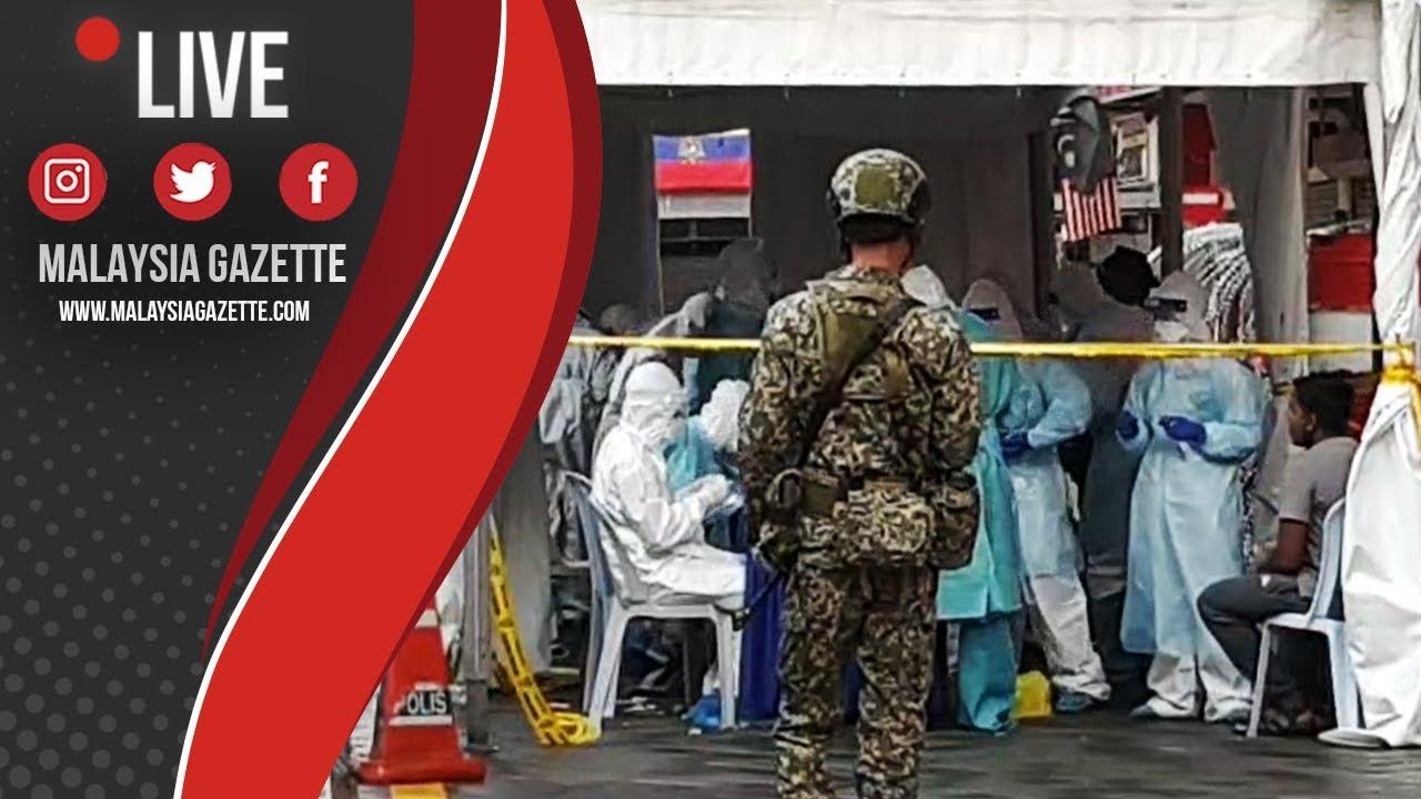 MGTV LIVE : Hujan Lebat di 'Zon Merah'! 'Frontliners' Tetap Teruskan Tugas