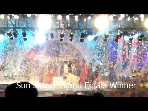 Sun Tv | Sun Singer Grand Finale Winner | Ananya