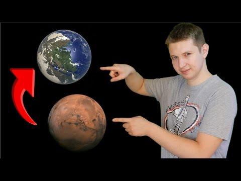 Czy Mars będzie błękitną planetą?  Terraformowanie Marsa