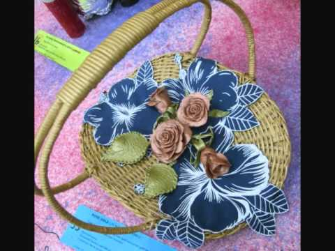 Cooktown recycled art exhibition youtube for West materials crafts in hindi