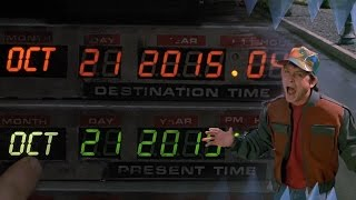 What Back to the Future got right about 2015