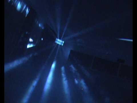 Showcase American Dj Adj Aggressor Tri Led Stairville