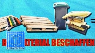 Möbel aus Schrott (1) | Heimwerken | ToolTown
