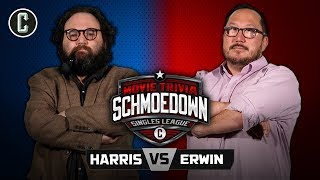 Lon Harris VS Ethan Erwin - Movie Trivia Schmoedown