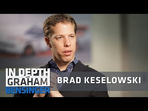 Brad Keselowski: Same attitude, different crowd