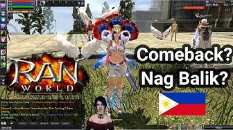 Ran Online Gs Muling Nag Balik? - Ran Online Gs is Back? (Phoenix-Ran Online)