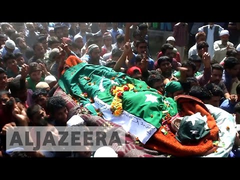 Kashmir witnesses worst violence in six years