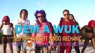 Tilly Mechanic Ft. Lando Mechanic - Dem A Wuk [Official Music Video HD]
