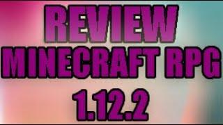 Review sevrer minecraft RPG | enemigos nuevos, clases, rangos, jefes y mas!