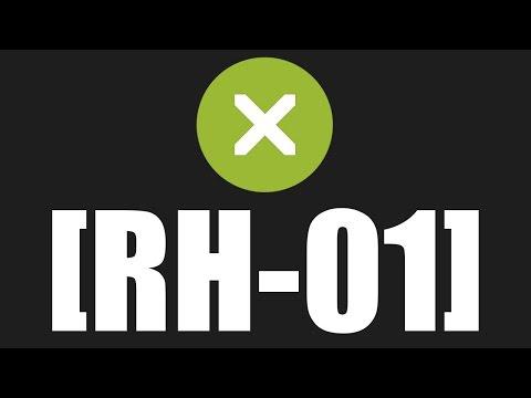 Ошибка при получении данных с сервера (RH-01) - Как решить ошибки плей маркет