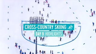 Day 9 Cross-Country Skiing Highlights | PyeongChang 2018 Paralympic Winter Games