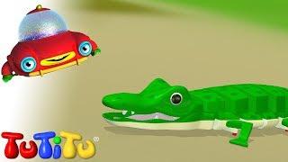 TuTiTu Crocodile