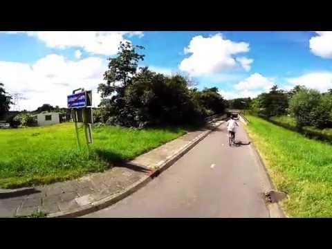 Bike trip Hague-Leiden