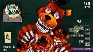 ИНОПЛАНЕТНЫЙ СТРИМЕР ИГРАЕТ в Five Nights at Freddy's
