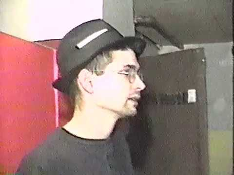 Interview at Steve Albini's Basement Studio, Winter 89/90.
