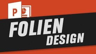 Professionelle PowerPoint Folien Designs in Sekunden gestalten! - Tutorial