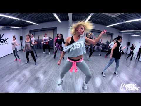 JAZZ-FUNK | ALENA FOX | NEW YORK DANCE STUDIO 2015 HD
