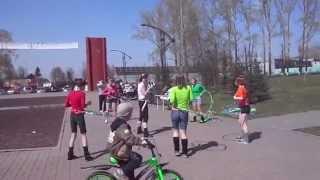 Хупинг в Кемерово. Танцы с обручем на городском фестивале