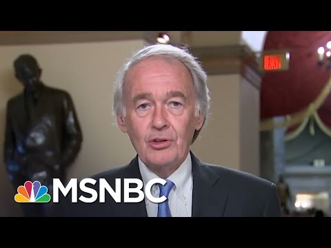Senator Ed Markey: President Trump's EPA Executive Order A 'Declaration Of War' | MSNBC