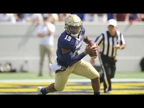 Navy QB Keenan Reynolds on rivalries with Air Force, Notre Dame | CampusInsiders