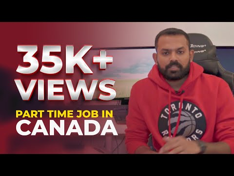 Find Part Time Jobs In  Canada | TAMIL |