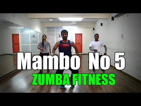 Mambo NO 5 | Zumba Choreography | H2O Studioz