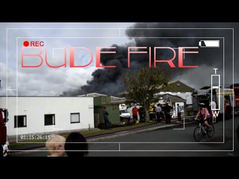 fire bude fire engines