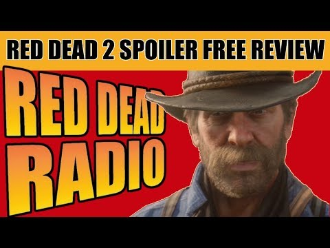 Red Dead Redemption 2 Review (Spoiler Free) Part 1 - Red Dead Radio Ep. 26