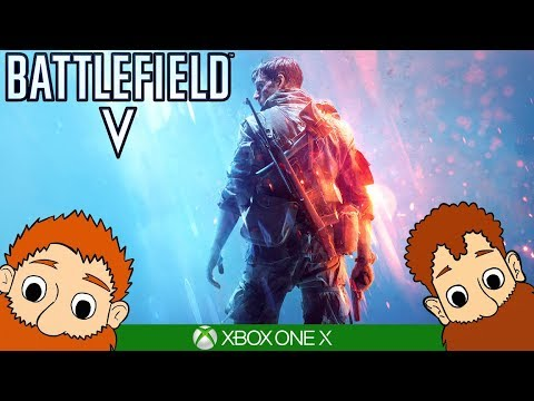 BFV WITH THE LADS #1 / Battlefield 5 Xbox One X Multiplayer Gameplay thumbnail