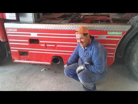 Sound Iveco 190.48 Turbostar: Il re dei camion in persona