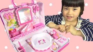メルちゃん おもちゃ おしゃれびようしつ 美容院 なかよしパーツ お世話 Baby Doll Mellchan hair salon thumbnail