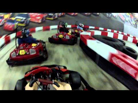 Tampa Bay Grand Prix go karting 1/2/14