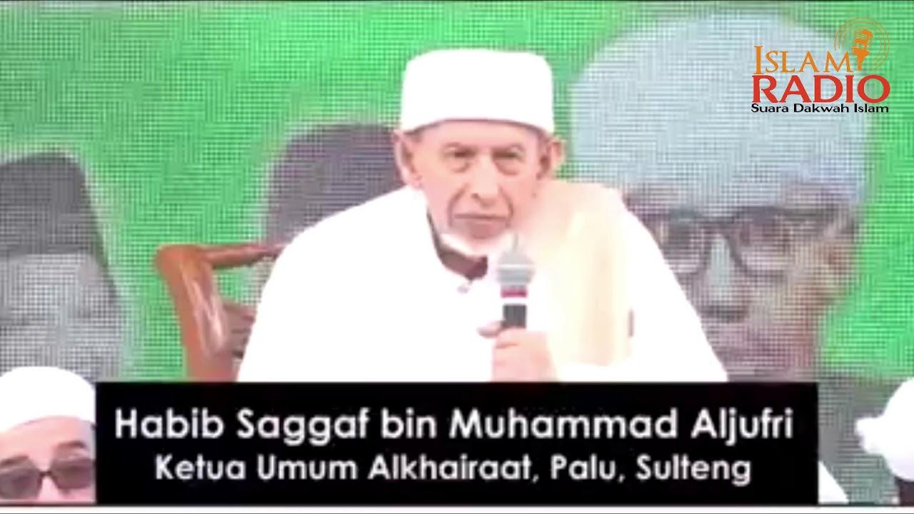 Tasamuh ajaran toleransi Muslim - Habib Saggaf bin ...