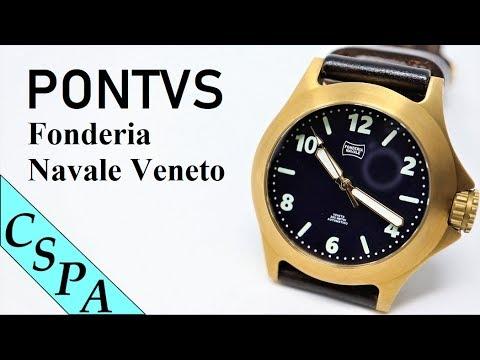 l'atteggiamento migliore miglior sito prese di fabbrica PONTVS Fonderia Navale Veneto - recensione ITA -