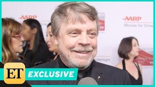 What Mark Hamill Thinks Of 'Solo: A Star Wars Story' (Exclusive)