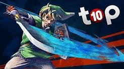 Les 10 meilleurs jeux WII | TOP 10
