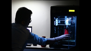 INDIE : THE DESKTOP 3D PRINTER ON INDIEGOGO. Now Live on Indiegogo