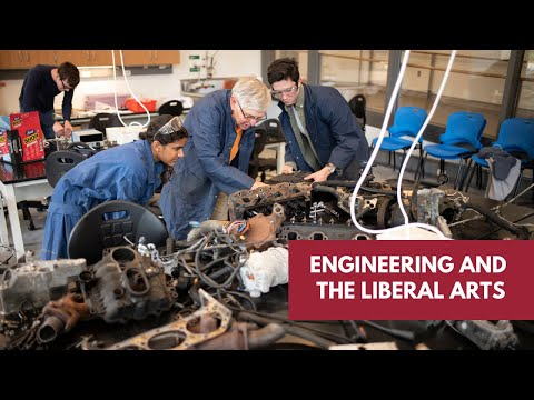 Recruitment 2020 - Engineering and the Liberal Arts