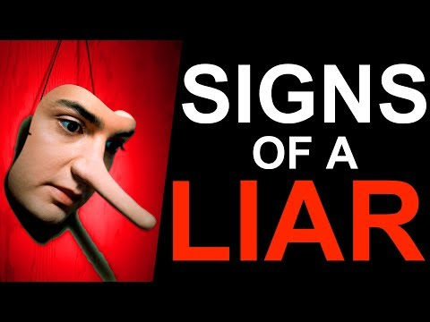 5 Warning Signs Someone Is Lying To You