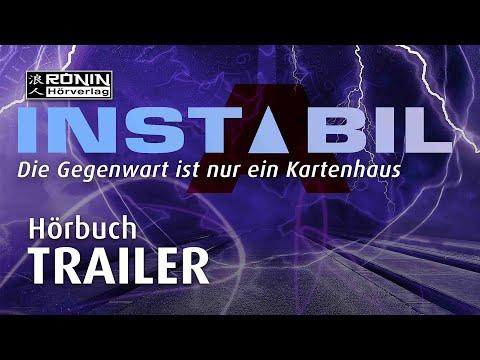Die Gegenwart ist nur ein Kartenhaus YouTube Hörbuch Trailer auf Deutsch
