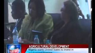 Nigeria Wants United States to Invest in Mechanized Farming