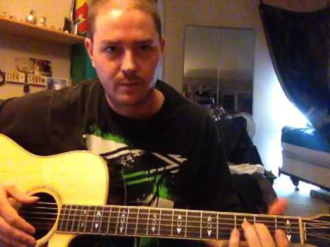 Ball And Chain Yelawolf Acoustic Lesson Youtube