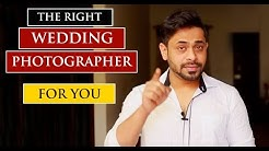 How to choose a wedding photographer | Indian wedding | Candid wedding photography