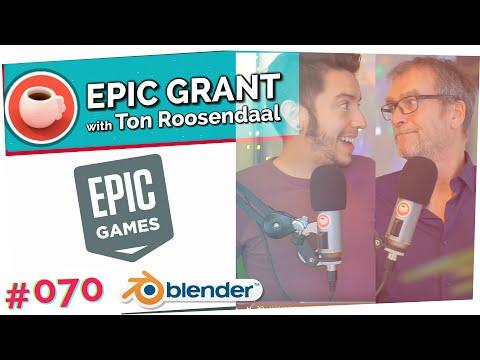 TON VISITS BLENDER TODAY! ❤ #70