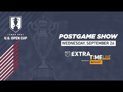 ExtraTime Live: U.S. Open Cup