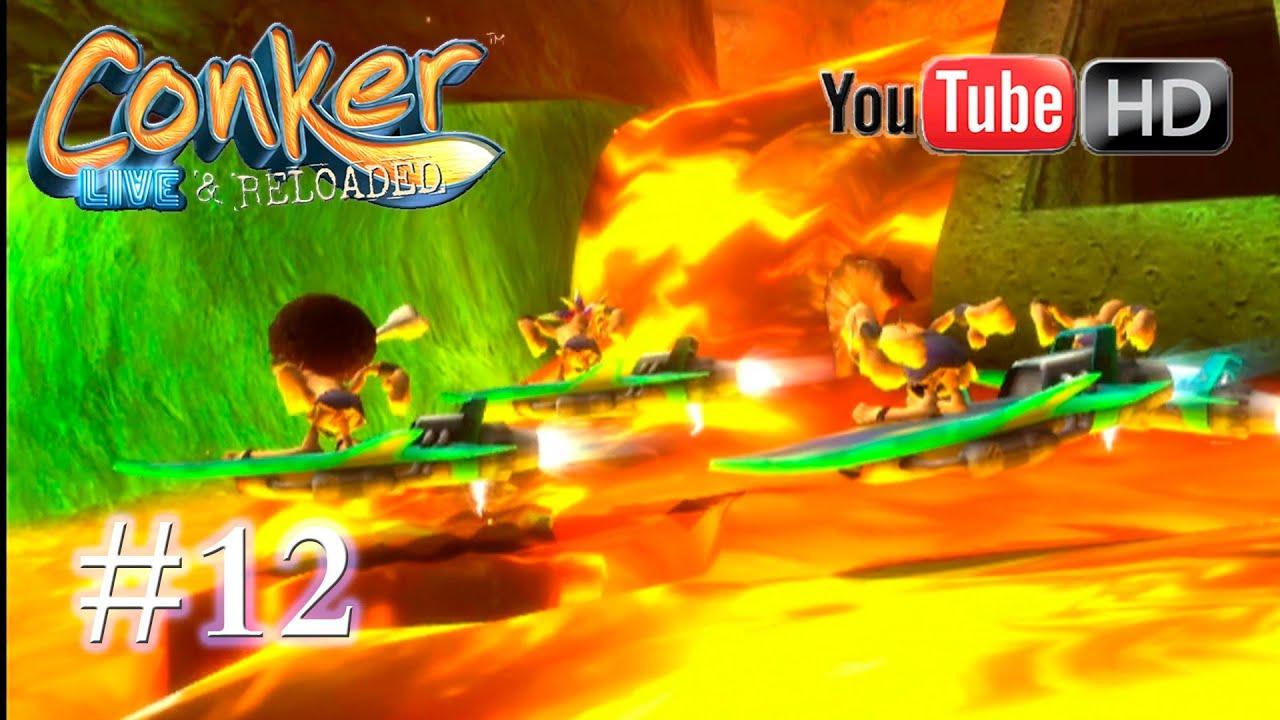 Conker Live Reloaded Xbox Part 12 Walkthrough