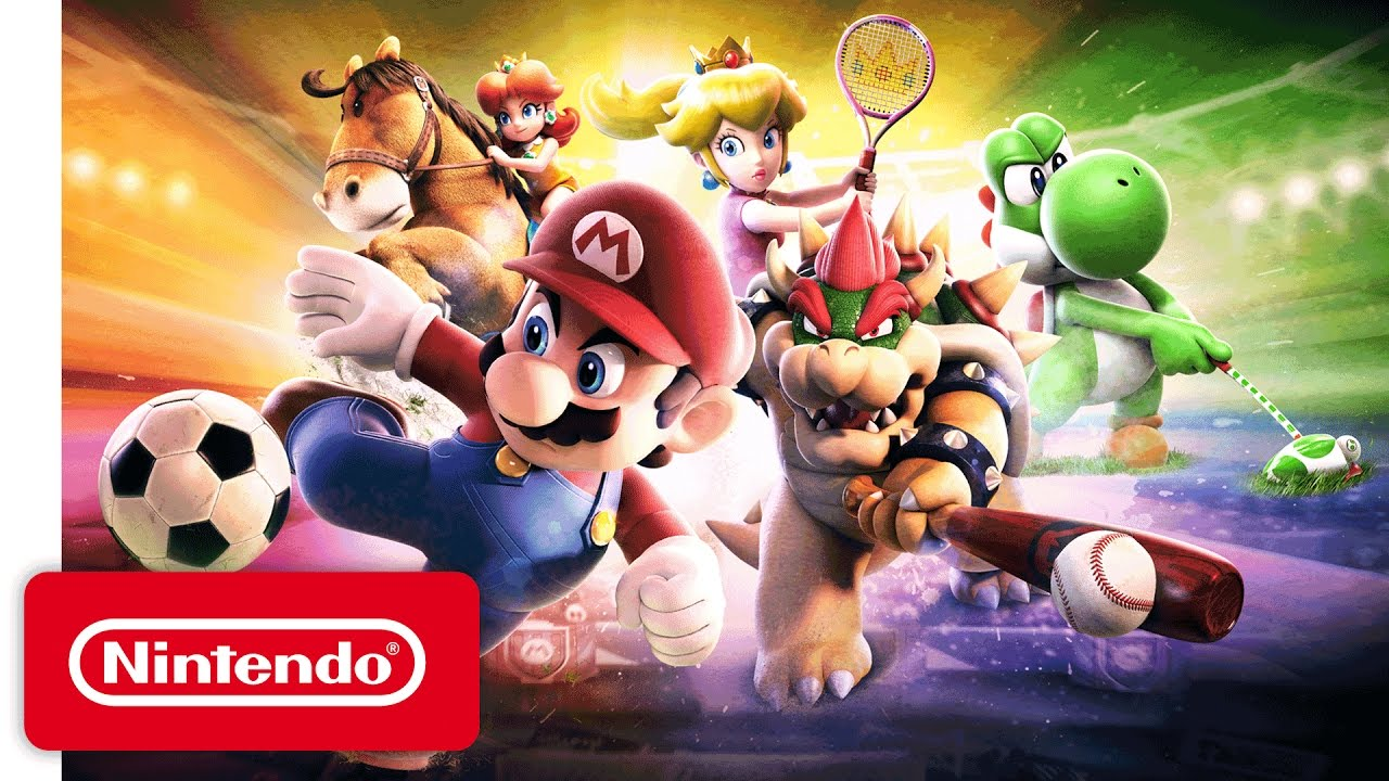 Image result for mario sports superstars