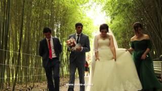 Свадьба в Очамчире, Абхазия 04.07.2015 Эдик и Ферида